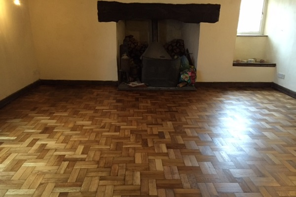 parquet floor restoration case study