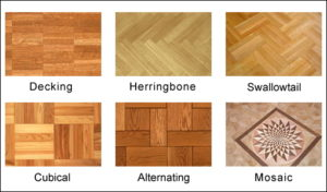 parquet floor patterns