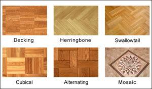 parquet floor patterns
