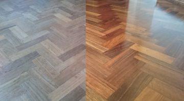 Parquet Floor Restoration Floor Restoration Experts