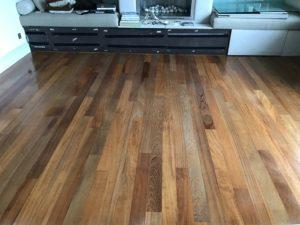Chelsea wood floor sanding