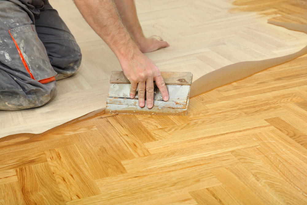 wood floor oiling Brighton