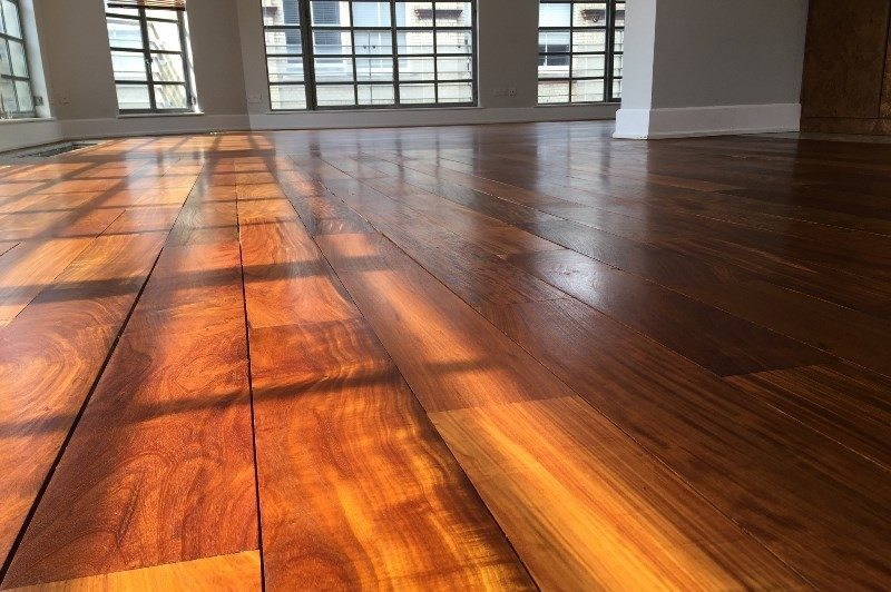 wood floor installation advice