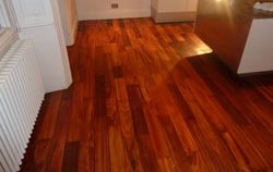 kitchen floor sanding lancashire