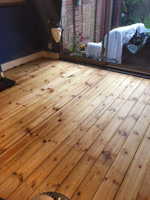 Rolin Cleaning Services Kent Pine Floor Restoration