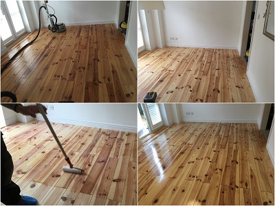 Floor sanding hastings local floor sanding experts for Floor sanding courses