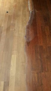 Church Wood Floor Repair