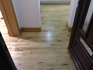 Citrus Floor Care Oak Floor Restoration