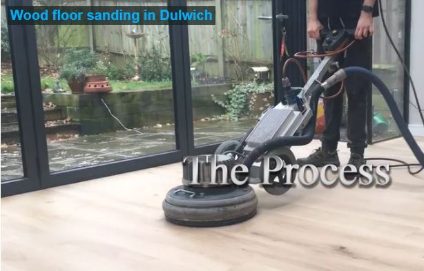 silver lining solid oak floor polishing london video