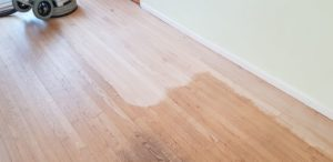 Rolin Cleaning kent wood floor restoration